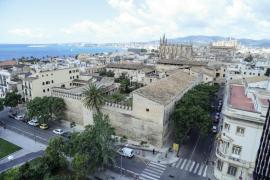 Amadip presenta a las jerónimas un proyecto «social y cultural» para Sant Jeroni