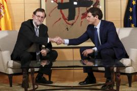 El PP presidirá el Congreso tras pactar con Ciudadanos