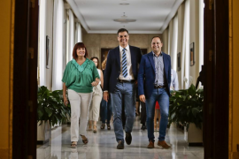 Sánchez reitera que el PSOE votará «no» a Rajoy