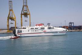 Transmediterránea pone en marcha una nueva línea entre Alcúdia y Ciutadella