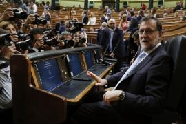 Rajoy acudirá a la investidura sólo si tiene los apoyos para gobernar