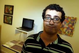 Elbio Nery rompe las barreras del autismo gracias a la animación