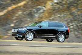 Volvo Cars, al alza durante los seis primeros meses de 2016