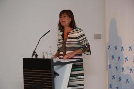 Armengol apuesta por orientar las políticas del Govern hacia una gestión «ética y socialmente responsable»