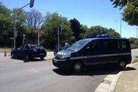 Detenido el hombre que se había atrincherado en un hotel del sur de Francia