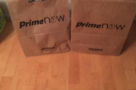 Amazon lanza Prime Now en España, su servicio de entrega exprés