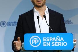 El PP, dispuesto abandonar «cualquier relación» con los nacionalistas si C's vota 'Sí'
