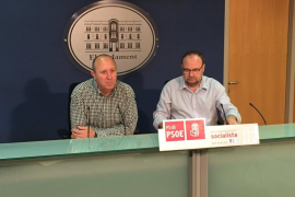 El PSIB defiende la moratoria sobre el alcantarillado