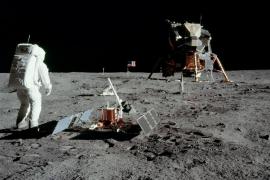 Se cumplen 47 años de la llegada del ser humano a la Luna