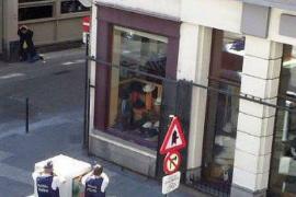 Detenido en Bruselas un hombre sospechoso de portar un artefacto explosivo