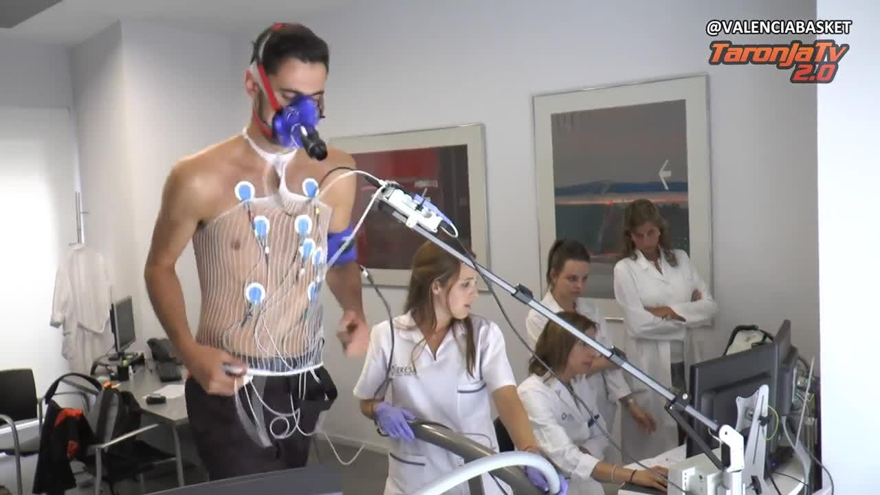 Sastre supera el reconocimiento médico con el Valencia Basket