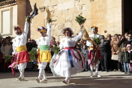 Fiestas de Sant Jaume 2016 en Algaida
