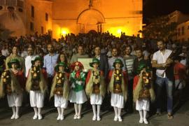 'Els Cavallets de Felanitx' recibe el reconocimiento de Fiesta de Interés Cultural