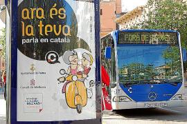 El Govern gastará 76.000 euros en una campaña para fomentar el uso del catalán en la calle