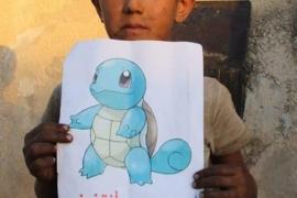 «Hay una gran cantidad de Pokémon en Siria, ven y sálvame»
