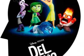 Explosión de emociones en el Parc de la Mar con 'Del Revés', una apuesta del Cinema a la Fresca 2016
