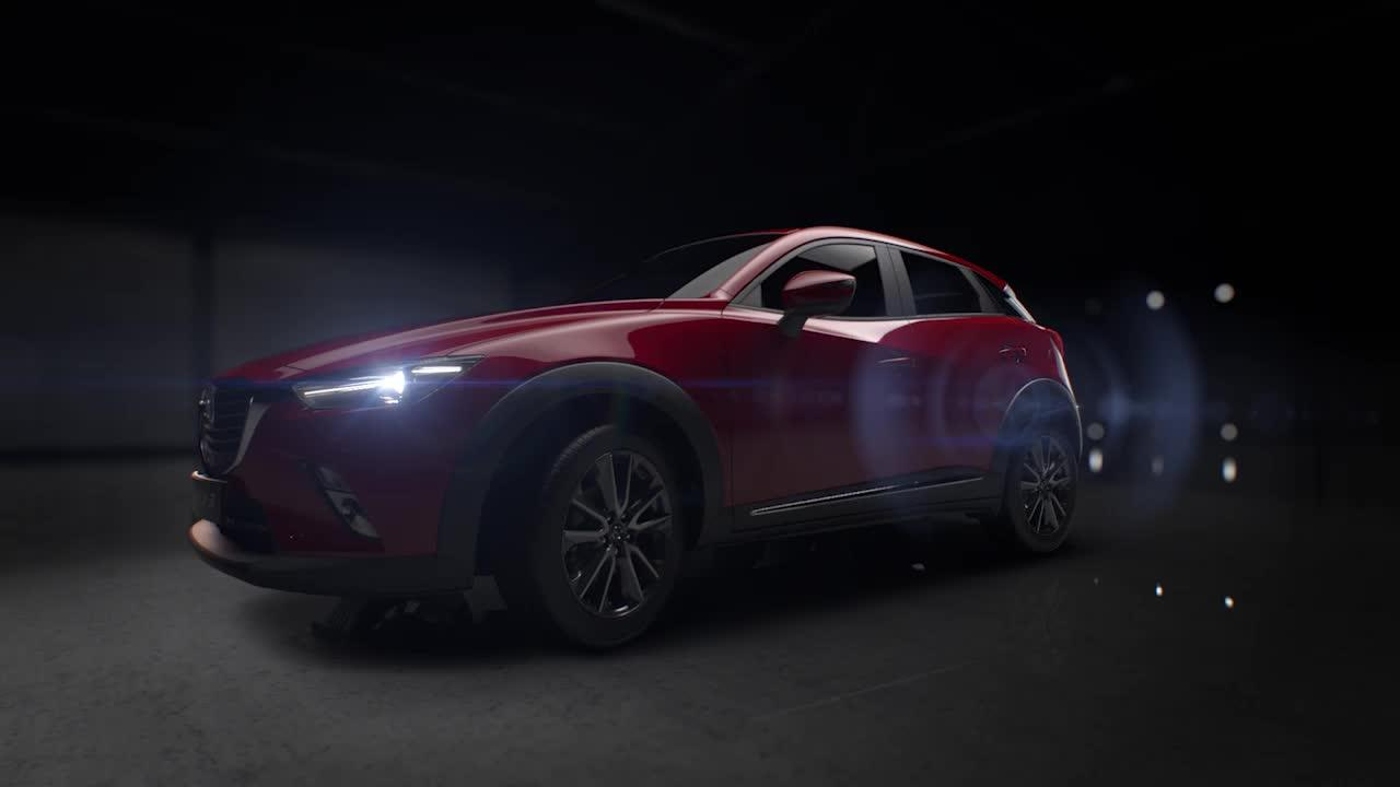 CX-3, el SUV del concesionario Mazda Palma