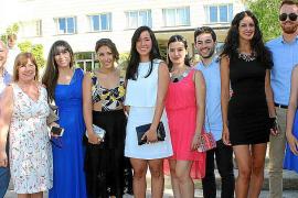 Graduaciones en Turisme y Economia