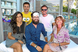Pijama Party en ME Mallorca
