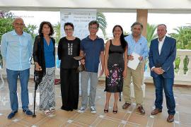 Entrega del I Premio de Periodismo de APIB 2016