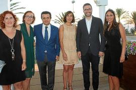 Fiesta de reinauguración del hotel Iberostar Playa de Palma