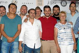 Fiesta de jubilación de Miquel Vallcaneras, fundador de Cafés Bay de Lloret