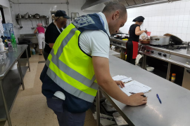 Detenido en Palma el propietario de una cadena de comidas preparadas