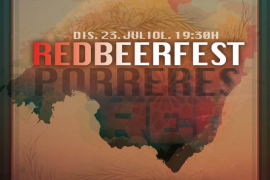 Porreres celebra el RedBeerFest