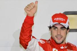 Alonso: «La pole nos ayudará ya esté la pista seca o mojada»