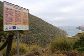 Medi Ambient negociará con la propiedad el paso hasta Cala Castell