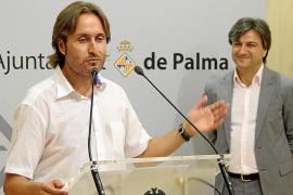 Juan Miguel Romero asume la dirección de la Banda Municipal de Palma