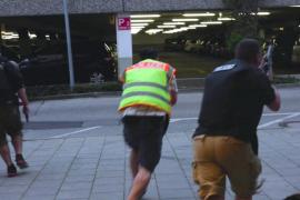 Ataque terrorista en Munich