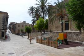 El Ajuntament apuesta por un aparcamiento soterrado en la Plaça Major