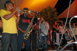 El Ibiza Reggae Festival triunfa en Las Dalias