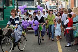 Desfile de es Vermar