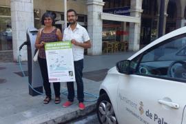 Cort pone en marcha 30 nuevos puntos gratuitos de recarga de vehículos eléctricos