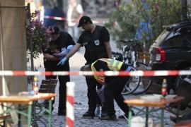 El terrorista de Ansbach grabó un vídeo en el que amenazaba con atacar en nombre del Islam
