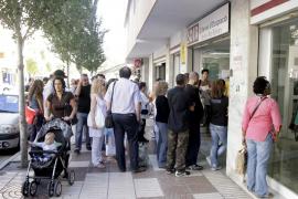 Uno de cada cinco desempleados de las Islas encuentra trabajo a través del Servei d´Ocupació