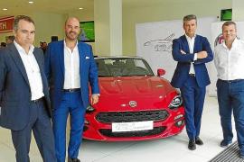 Autovidal dio a conocer las últimas novedades de la gama Fiat y Alfa Romeo