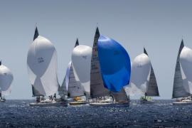 127 equipos de 19 países competiran en la 35 Copa del Rey-Mapfre de vela