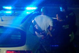 Arrestado en Andratx por dar una paliza a su mujer en presencia de sus tres hijas
