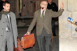 El Consell Consultiu rechaza indemnizar al periodista Alemany con 2,4 millones