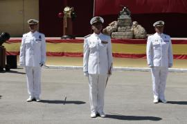 Relevo en el mando de la jefatura del Sector Naval