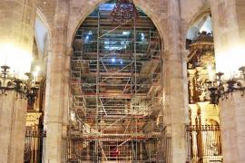 La capilla del Sagrat Cor, una rehabilitación en 3D
