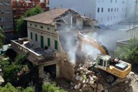 Demolición de Can Baró