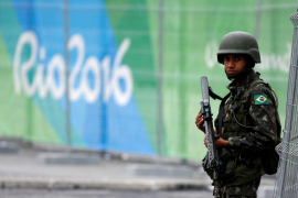 Detienen a dos policías por secuestrar a un luchador neozelandés en Río