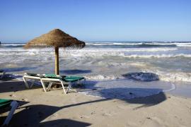Muere ahogado un hombre de 43 años en la playa de Ses Covetes