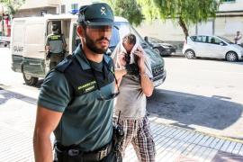 Ingresa en prisión sin fianza el autor confeso del incendio de un edificio en Sant Antoni