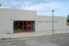 El aumento de población en Portocolom obliga a ampliar la 'escoleta' municipal