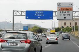 40.000 coches de alquiler circulan por Balears sin control del Govern